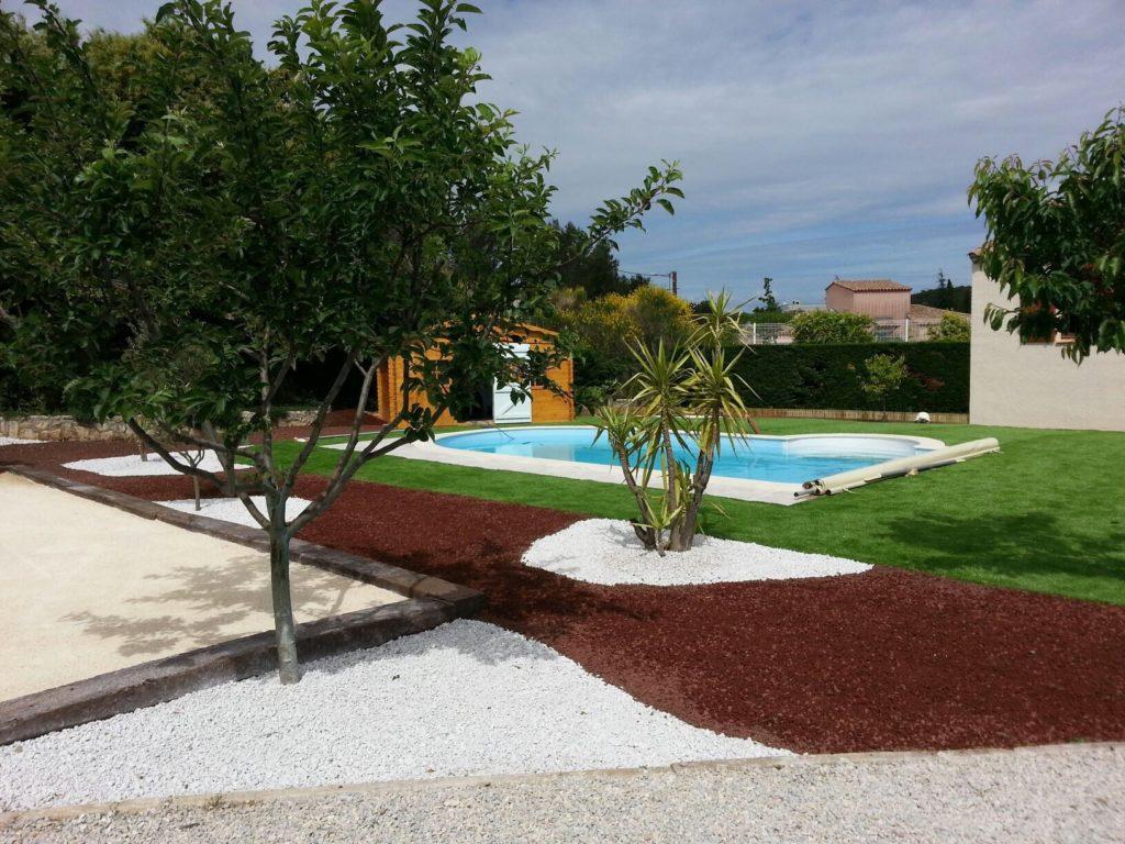 Dimension Terrain De Petanque Maison terrain de petanque privé dans votre jardin - piscines-hdp