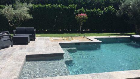 piscine plage immergee design en beton
