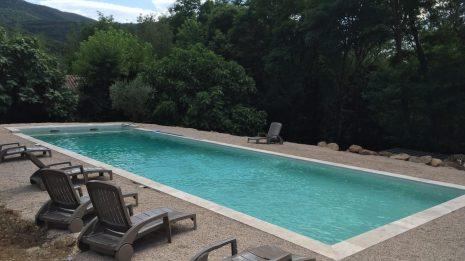 grande piscine couloir de nage