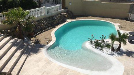 piscine lagon en beton